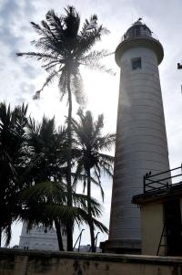 Sri Lanka Galle Leuchtturm