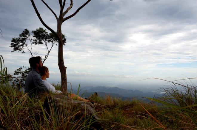 Sri Lanka Haputela Ausblick