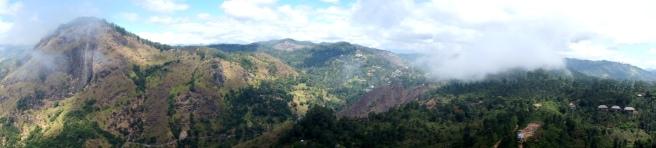 Sri Lanka Little Adams Peak