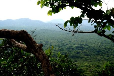 Sri Lanka Sigiriya Ausblick