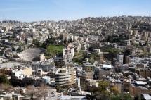 Amman Ausblick vom Zitadellenhügel