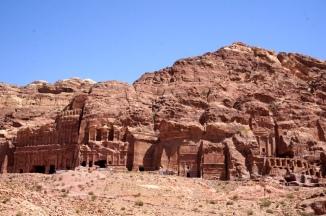 Gräber in Petra