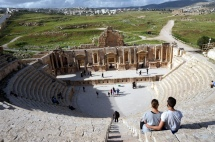 Jerash Amphitheater