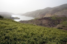 Tag 1 Blick auf Wadi al Arab