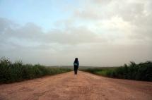 Tag 1 Einsame Feldwege