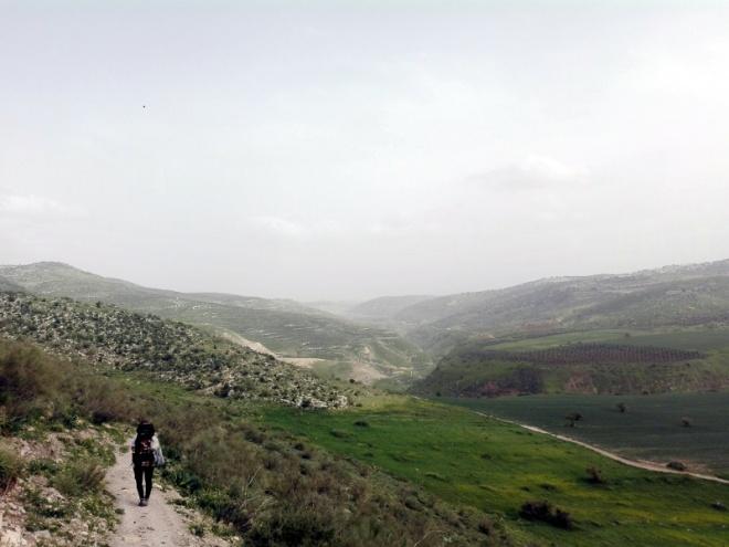 Tag 1 Weg nach Makhraba