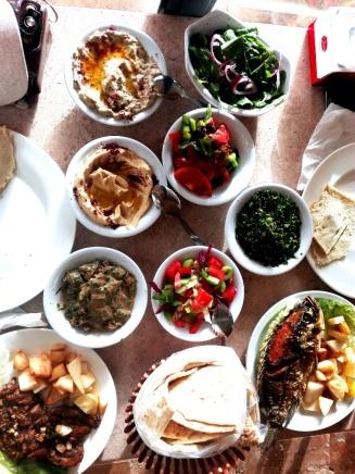 Tag 3 Abendessen in Pella