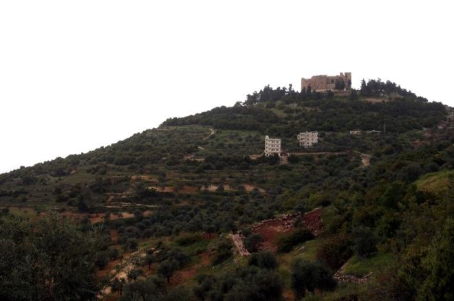 Tag 6 Unser Ziel - Adjloun