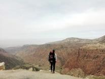 Tag1 Auf dem Weg nach Wadi Malaga
