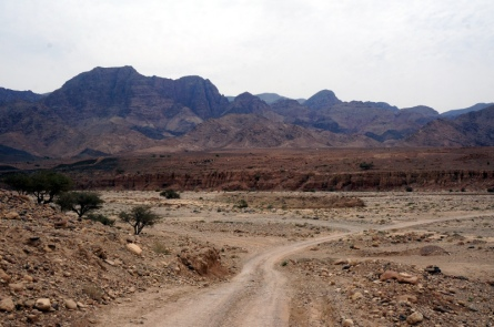 Tag1 Unterwegs nach Wadi Malaga