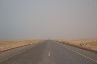 Einsame Straßen