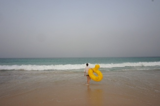 Mukalla White Beach