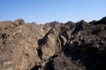 Muscat Unterwegs auf dem Riyam Trail