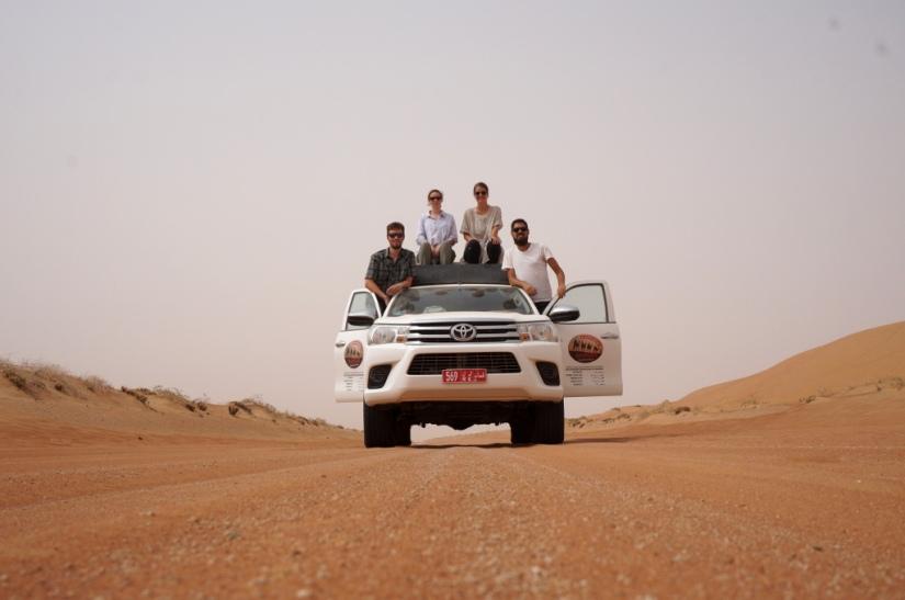 Oman – Alles was du für deinen Roadtrip wissenmusst
