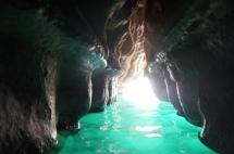 Wadi Shab Höhle
