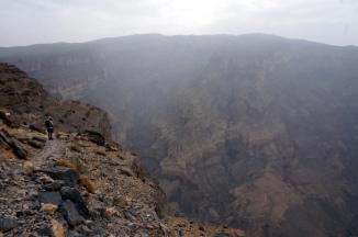 Wanderung Grand Canyon Oman